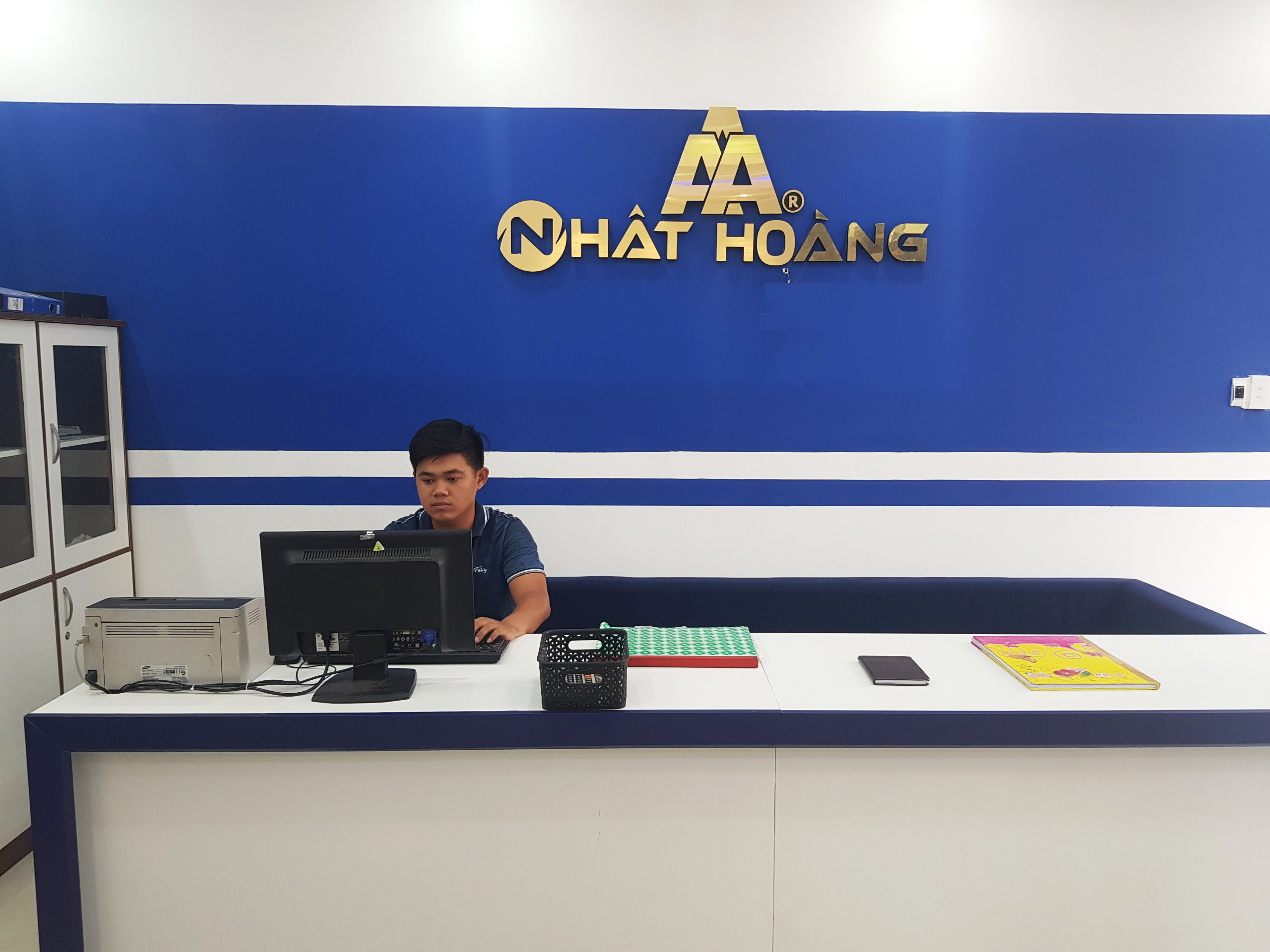 nhat hoang security camera