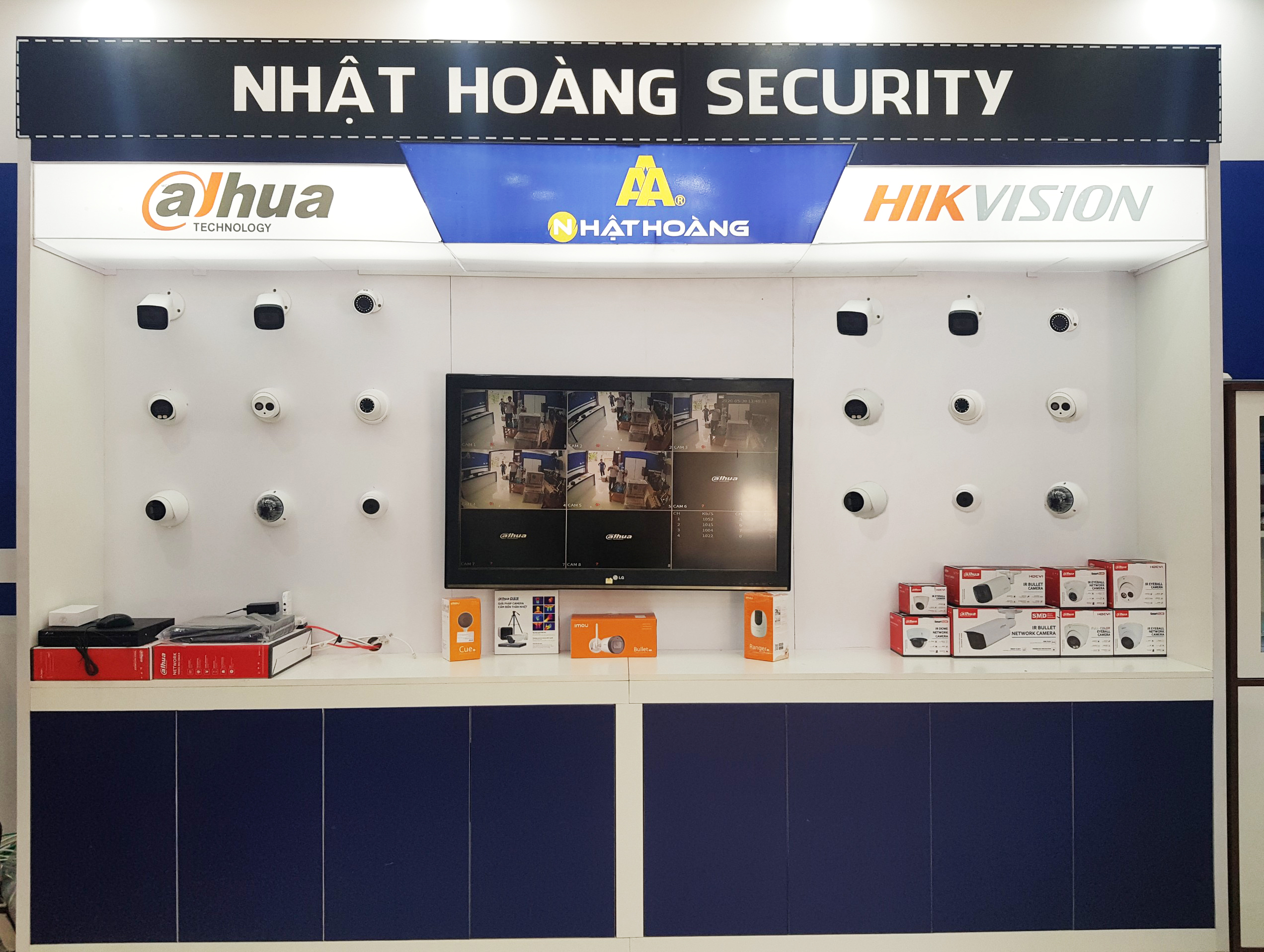 camera nhat hoang security